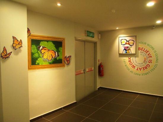 Desain Taman Kota  m2 hotel melaka melaka tengah i 6i 7i price address