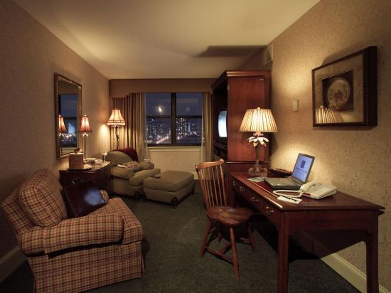 Genesee Grande Hotel And Suites Onondaga 4 0 1 Price Address Reviews