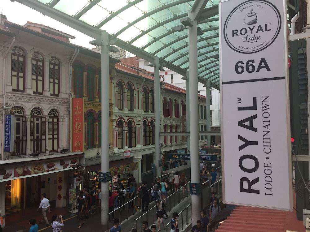 Royal Lodge @ Pagoda Street