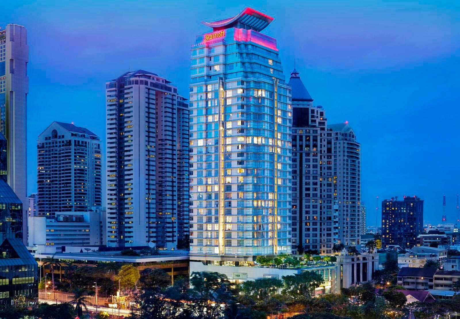 Sathorn Vista, Bangkok - Marriott