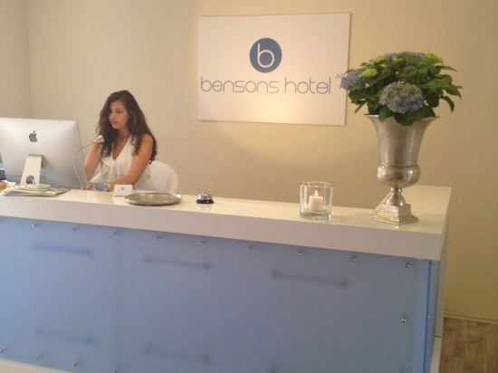Bensons Hotel Stadteregion Aachen 2 6 0 Price Address