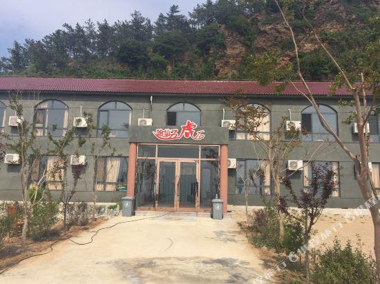 长海哈仙岛哈仙五虎石度假村