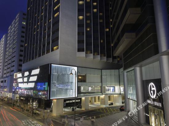 香港太子酒店-马哥孛罗