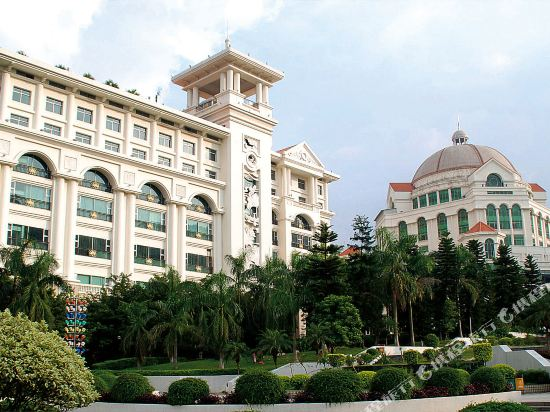 东莞花园酒店