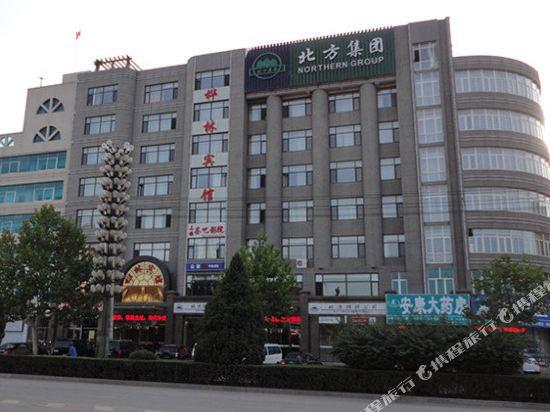 庄河桦林宾馆