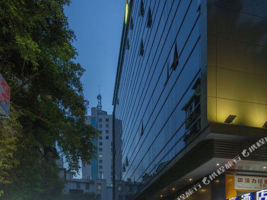 柏高酒店(广州东风路省政府店)