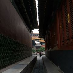 융허궁 여행 사진