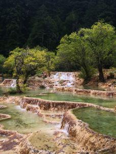 盆景池-黄龙风景名胜区-电风扇啊电风扇