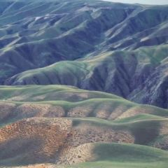 闊克蘇大峽谷用戶圖片