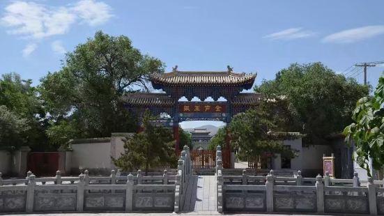 青海貴德黃河清國家濕地公園