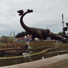 Universal Dinosaur City User Photo