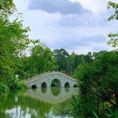 환화시 공원 여행 사진