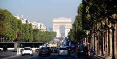 香榭丽舍大街-巴黎-小鱼儿2015