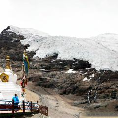 닝진 캉사펑 여행 사진
