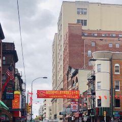 필라델피아 차이나타운 여행 사진