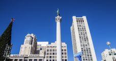 联合广场-旧金山-hiluoling
