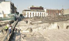 大神庙-墨西哥城-hiluoling