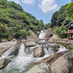 八仙飛瀑潭景區(蘿蔔潭)用戶圖片