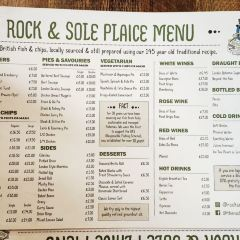Rock And Sole Plaice User Photo