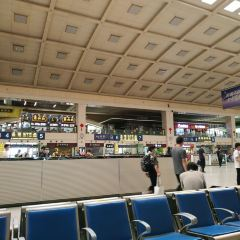 한커우 기차역 여행 사진