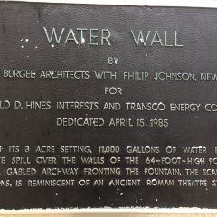 吉羅德D.海因斯水牆公園用戶圖片