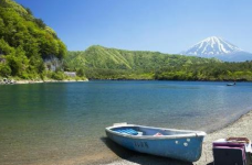 西湖-富士河口湖町-呼呼jd