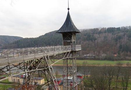 Personenaufzug Bad Schandau