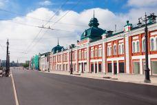 鄂木斯克历史博物馆-鄂木斯克
