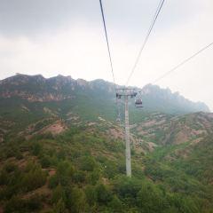 만리장성 희마대 여행 사진