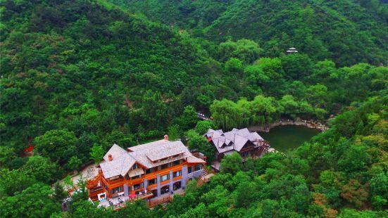Jiuru Mountain Waterfall Scenic Area