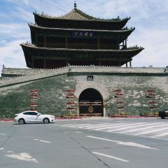 Zhangye Zhenyuan Tower User Photo