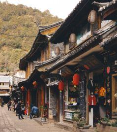 双廊镇游记图文-丽江除了时光,还有美食不可辜负