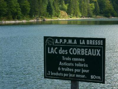 Lac de Chambray les Tours