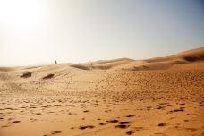 沙漠公路-巴音郭楞
