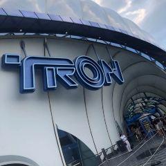 TRON Lightcycle Power Run User Photo