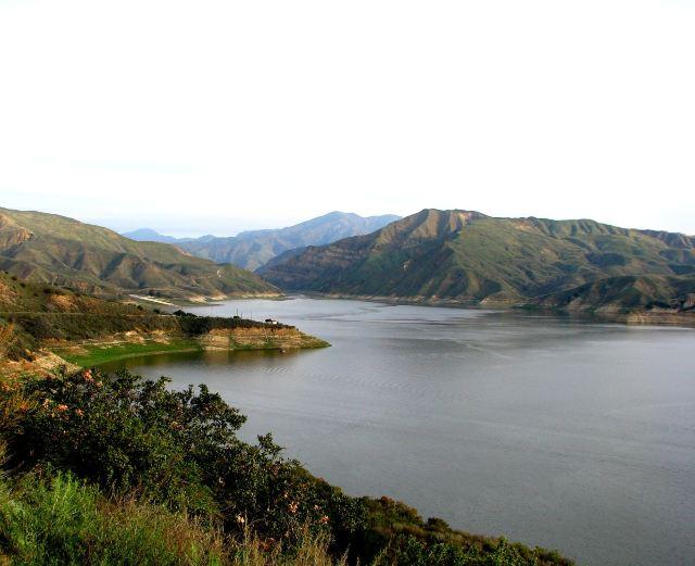 Lake Piru Recreation Area: A Great Getaway from LA