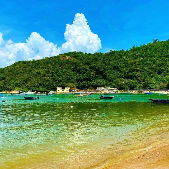 【坪洲一日遊】坪洲好去處、行山、美食、沙灘懶人包