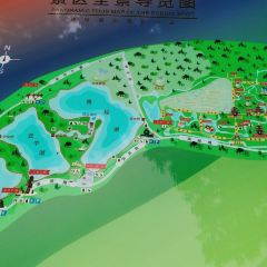 Zhangye Lushuiwan Ecology Sceneic Area User Photo