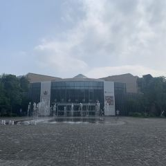 중국 실크 박물관 여행 사진