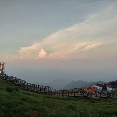 무공산풍경구 여행 사진