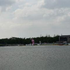 수상공원 여행 사진