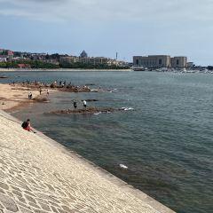 제1해수욕장 여행 사진