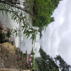 陡坡塘瀑布用戶圖片