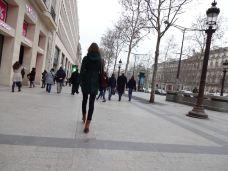 香榭丽舍大街-巴黎-野枫印象