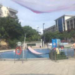 산잉 온천 리조트 호텔 여행 사진