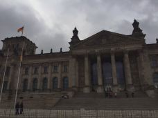 国会大厦-柏林-夏之愉悦