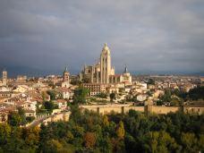 塞哥维亚大教堂-塞哥维亚
