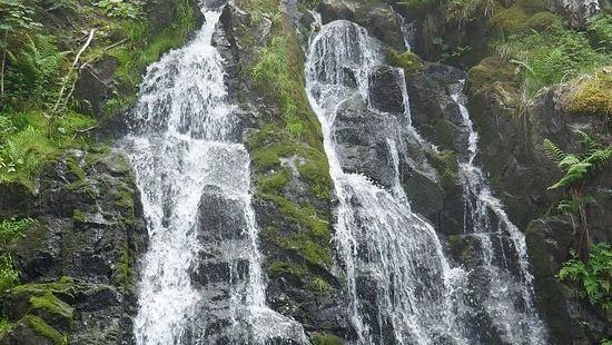 Grande Cascade de Tendon