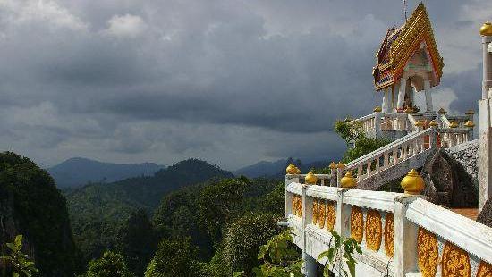 Wat Tham Seua Khao Kaeo