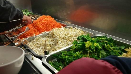 The Genghis Khan Restaurant